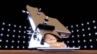 Сэндвич машина для нарезки сэндвичей, гамбургера, рулетов и других мучных изделий.(, 2016-07-30T09:43:26.000Z)