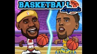 Basketball Legends Full Gameplay Walkthrough