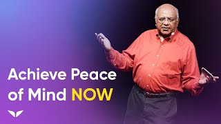 Learn 3 lessons To Achieve a Zen Life | Srikumar Rao