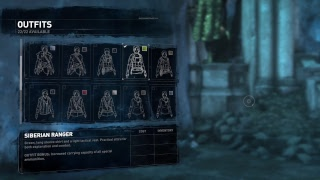 The Rise of the Tomb Raider Extreme Survival checkpoint 36