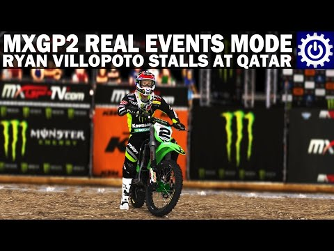 MXGP2 - Group Play - Real Events: RV2 at Qatar