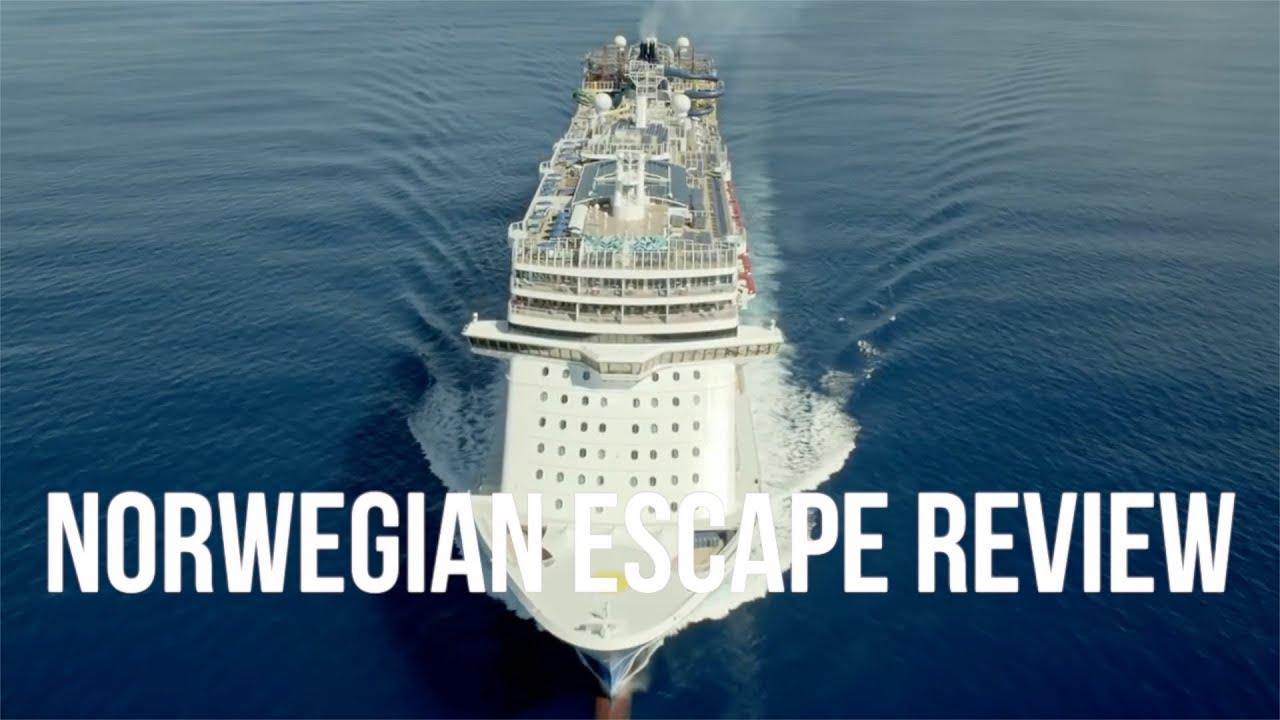 NORWEGIAN ESCAPE REVIEW CRUISING TIPS AND TRICKS YouTube - Cruise ship tricks