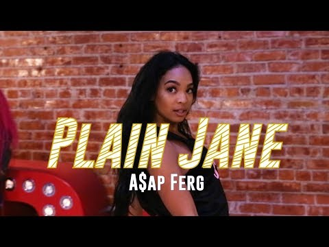 Plain Jane | A$ap Ferg | Aliya Janell Choreography | Queens N' Letto's LA
