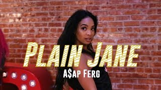 Video Plain Jane | A$ap Ferg | Aliya Janell Choreography | Queens N' Letto's LA download MP3, 3GP, MP4, WEBM, AVI, FLV Desember 2017