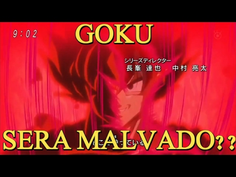 GOKU DESPERTARA SU LADO MALIGNO EN DRAGON BALL SUPER ? - alejozaaap