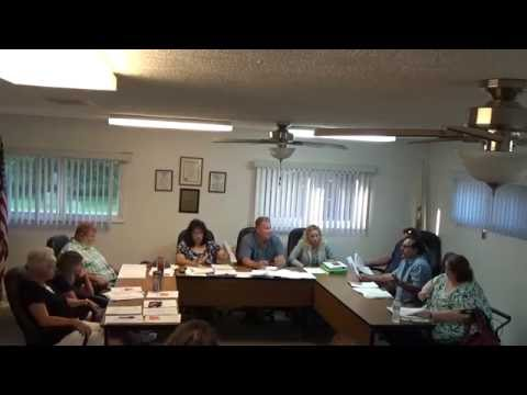 06/20/2016 Village of Holiday Hills Board Meeting