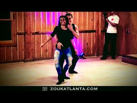 Shape of You - Ed Sheeran | West Coast Swing Dance | Diego Borges & Jessica Pachecho at Zouk Atlanta