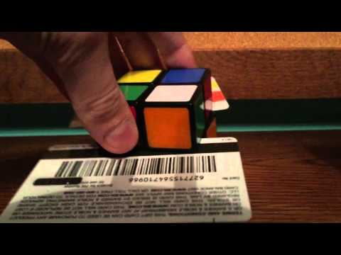 How to make a Rubiks 2x2 faster without lube