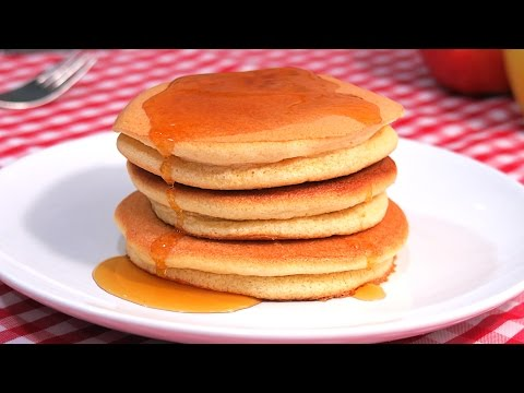 Las Tortitas Americanas más Esponjosas del Mundo | Hot Cakes | Pancakes