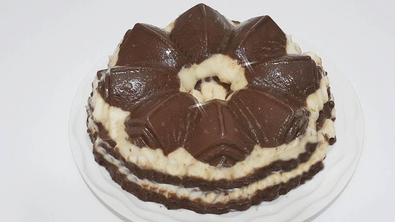 Sütlü Pembe Pastam Tarifi