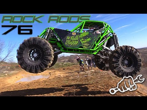 ROCK BOUNCERS THROWDOWN IN TEXAS - Rock Rods EP76