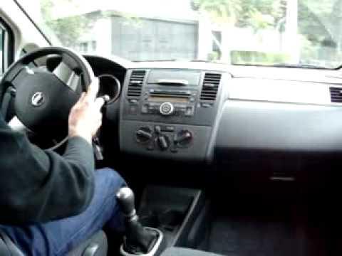 Nissan Tiida Sedan Youtube