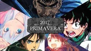 Best anime openings of spring 2017 | mejores anime openings de primavera 2017 | top 30