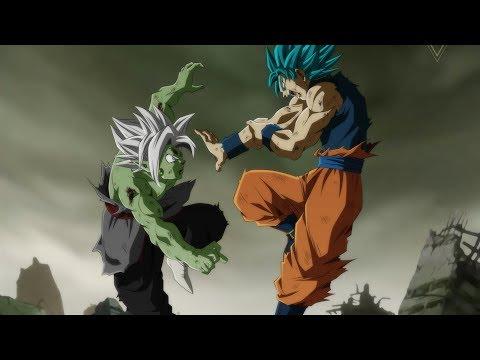 Goku Uses HAKAI - Dragon Ball Super Manga