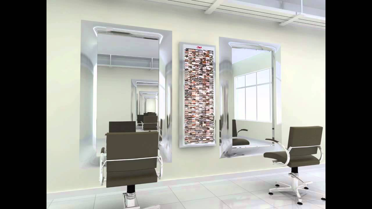 Beauty planet salon designs youtube for How to design a salon