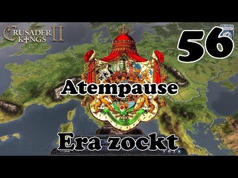 Crusader Kings II - #56 Atempause (Let`s Play Sachsen deutsch)