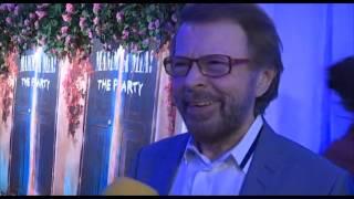 ABBA-Björn om ovanliga återföreningen