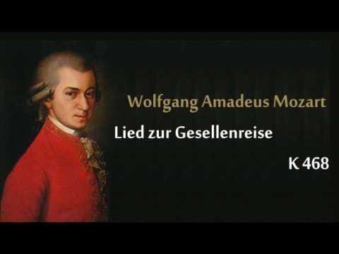 Mozart K.468 Lied zur Gesellenreise.wmv