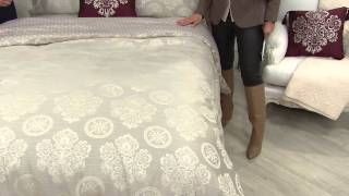 Tim Gunn Collection St. James King 5-Piece Comforter Set with Lisa Robertson