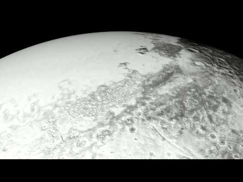 Fly over Pluto in this new video from NASA and New Horizons