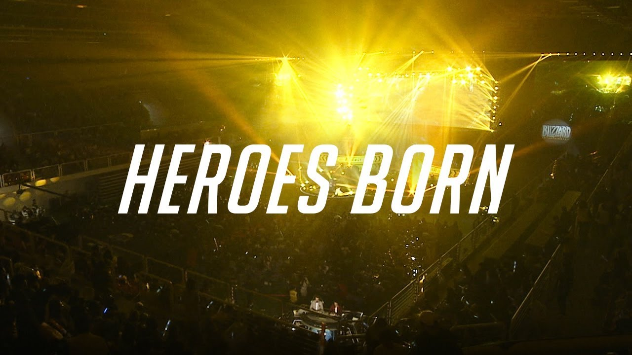 heroes born or made