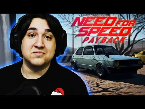 STIGAO JE GOLF GTI !!! Need For Speed: Payback - Partuno.3