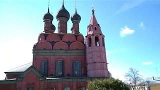 АВТОПУТЕШЕСТВИЕ май 2019/ Калязин, Углич, Мышкин, Рыбинск, Ярославль, Ростов Великий