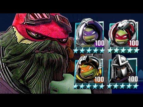 Ninja Turtles Legends PVP HD Episode - 562 #TMNT