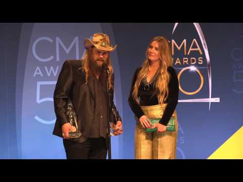Chris Stapleton Reveals the Inspiration Behind His