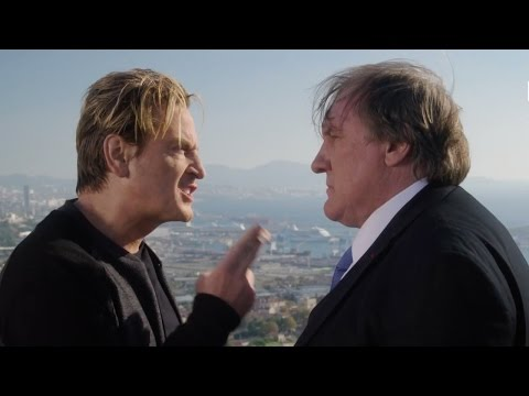 Marseille | official trailer #1 (2016) Netflix Gerard Depardieu