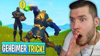 so kann Thanos dich nicht killen! UNFAIRER TRICK