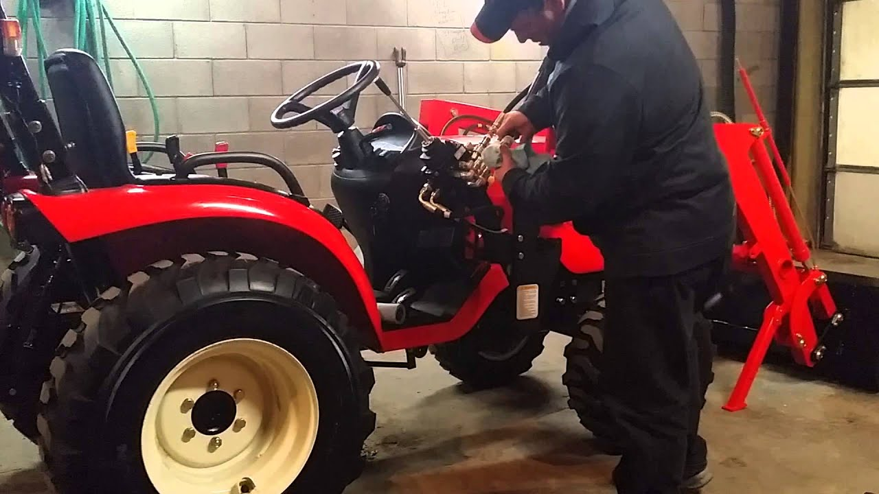 Branson 4220 Farm Tractor | Branson Farm Tractors: Branson Farm