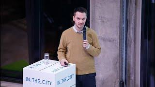 Антон Бесходарный. Лекция «Технологии AR/VR: может ли опыт промышленности пригодиться городам»