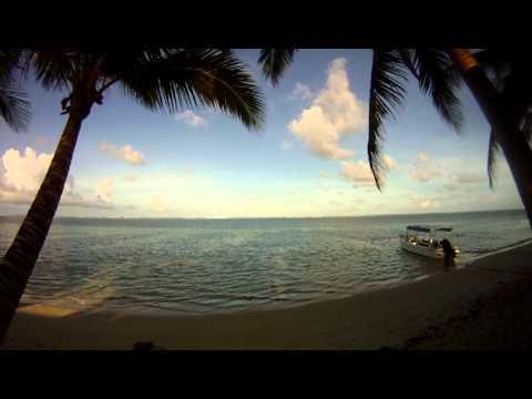 Romantic Beach Villas SIargao Island beach view