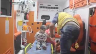 الطفل السوري دقنيش.. ضمير الإنسانية يلفظ أنفاسه الأخيرة