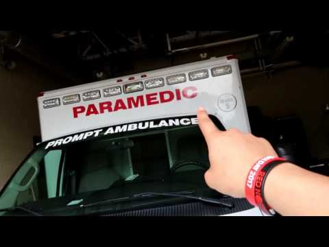 MY FIRST EMS VLOG