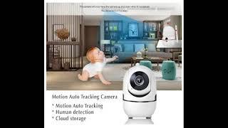 Auto Tracking IP Camera
