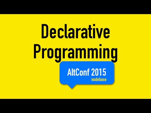 Introduction to Declarative Programming