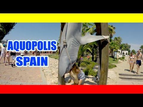 Aquopolis Waterpark Salou Spain