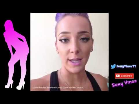 Sexy Vines Jenna Marbles Try Not To Laugh Youtube