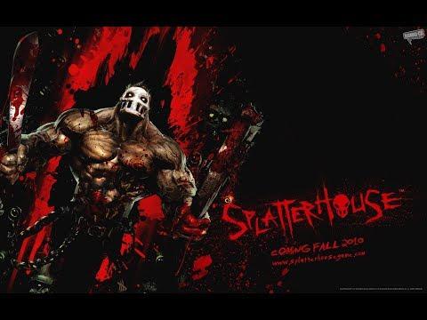 Splatterhouse Game Movie