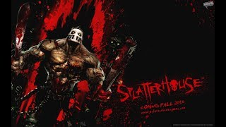 Splatterhouse Game Movie (All Cutscenes) 2010