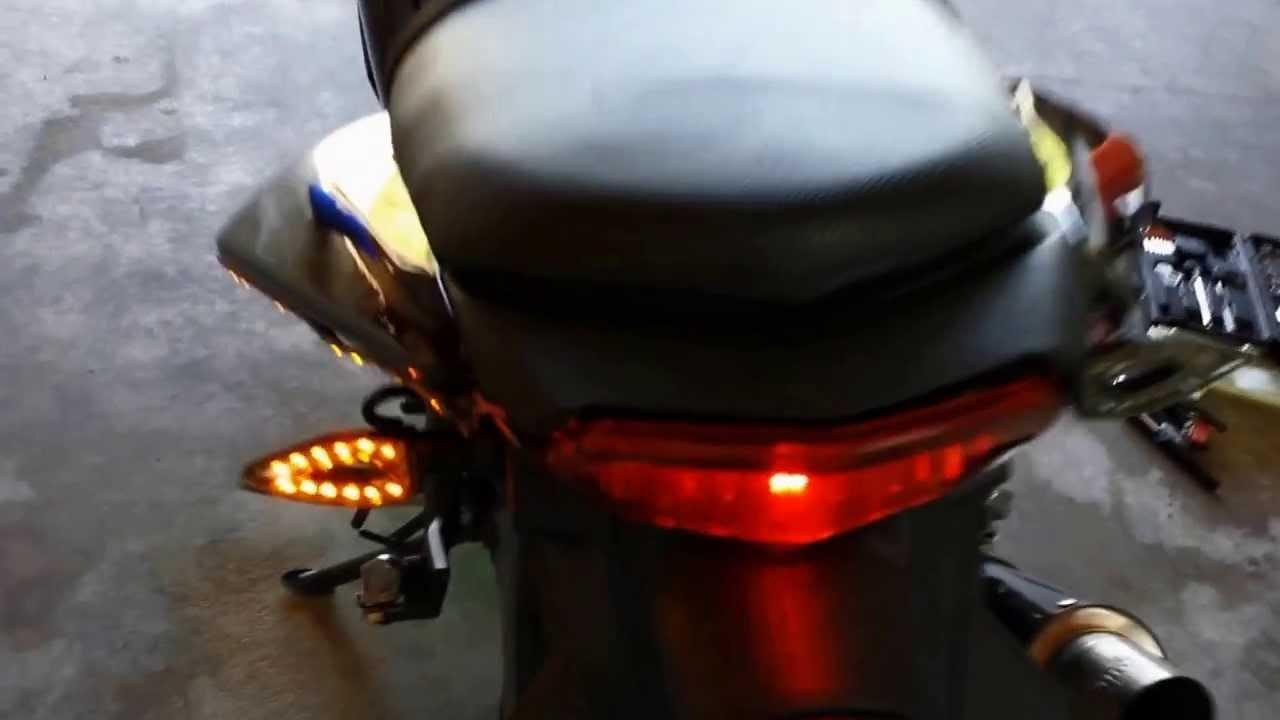 2009 ninja 250r led turn signals