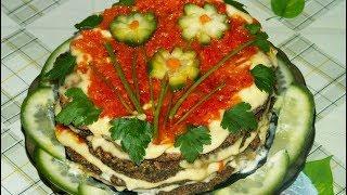 ПЕЧЕНОЧНЫЙ ТОРТ Вкусные рецепты Простые рецепты  Мастер класс кулинария