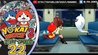 Yo-kai Watch 2 - Fantasqueletos #22 - Los despistes de papá