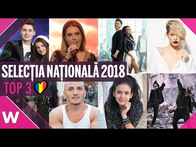 Selecția Națională 2018: Our top 3 in Romania