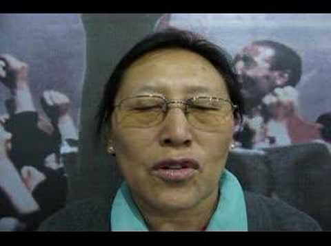 B. Tsering, Tibetan Womens Association