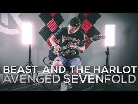 Avenged Sevenfold  Beast and the Harlot  Cole Rolland Guitar
