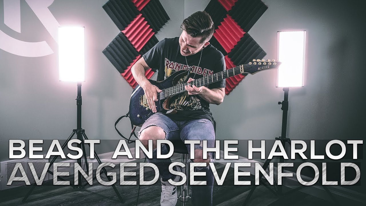 Avenged Sevenfold - Beast and the Harlot - Cole Rolland (Guitar Cover)