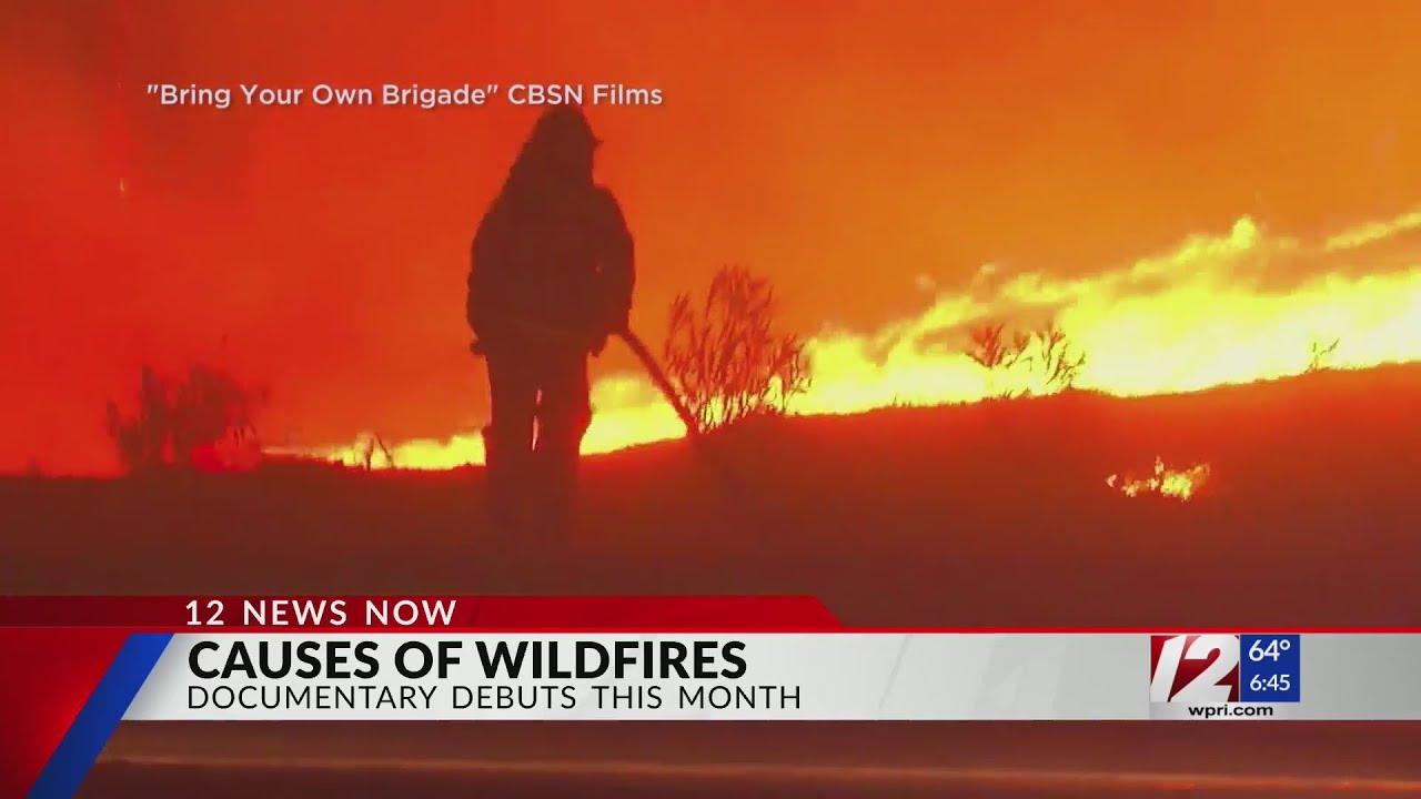 Raging wildfire decimates Northern California town